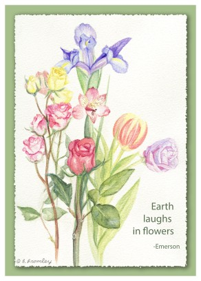 Laughing Flowers