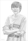 Portrait #23 - Pencil