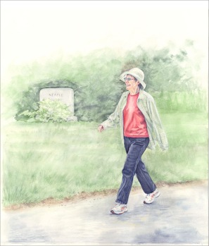 Nancy - Watercolor