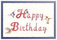 Hummer Birthday (3X)