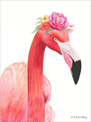 #1 Flamingo