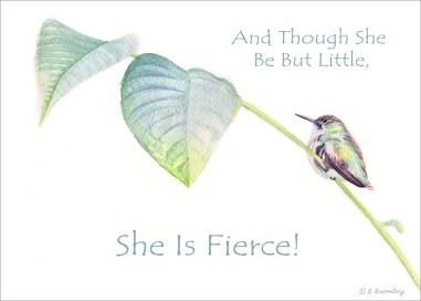 #12 Fierce!